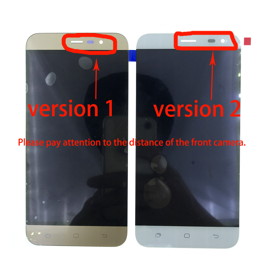 In Stock New 5.0 inch Display For Hisense L675 LCD Screen Display With Touch Panel Glass Digitizer