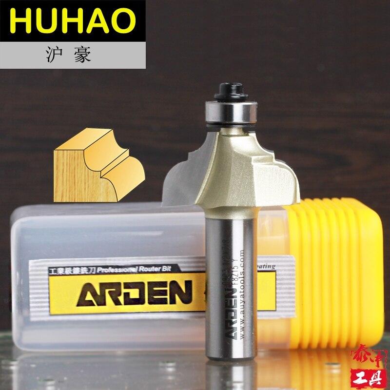 Woodworking Tools Double Roman Ogee Arden Router Bit - 1/2*5/8 -7.95mm  Shank - Arden A0807158 7days мини круассаны с кремом какао 300 г