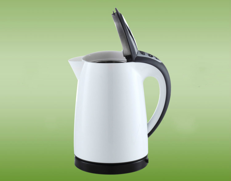 Electric kettle Tempering with thermos Safety Auto-Off Function Overheat Protection electric kettle with thick glass anti dry protection safety auto off function page 3