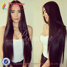 Hot Sale Brazilian Virgin Hair 7A Grade Full Lace Human Hair Wigs Straight Glueless Lace Front Human Hair Wigs For Black Women