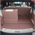 whole surrounded Special car trunk mats for Everest 7seats 2016 waterproof non-slip boot carpets for Everest 2015