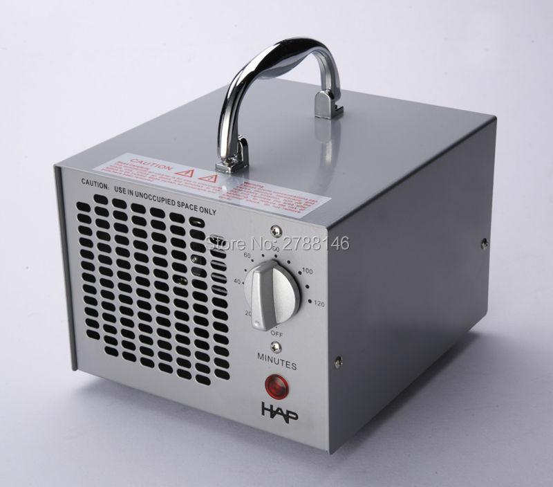HIHAP 3.5G ozongenerator til hjemlig og kommerciel luftrensning (4 - Husholdningsapparater - Foto 2