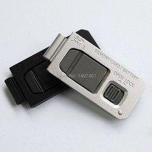 Blanco/Negro nueva cubierta de la tapa de la batería piezas de reparación para Panasonic DMC LX100 LX100 para Leica D LUX Typ109 Cámara