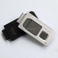 Branco/Preto New tampa porta da bateria Peças de Reposição para Panasonic DMC-LX100 D-LUX Typ109 LX100 para Leica camera