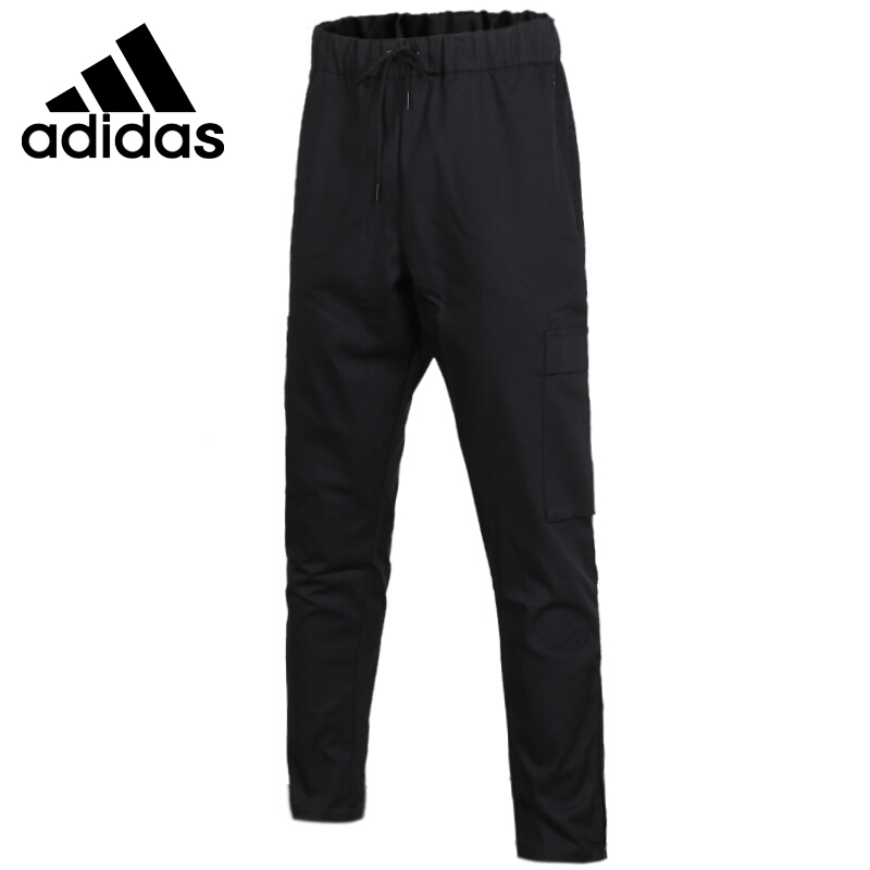 Original New Arrival 2018 Adidas Neo Label M UT WVN TP Men's Pants Sportswear original new arrival 2018 adidas neo label m ce mesh tp men s pants sportswear