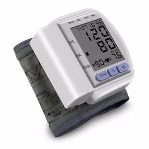Image 3 - الرعاية الصحية التلقائي جهاز قياس ضغط الدم جهاز قياس ضغط الدم رقمي ارتفاع ضغط الدم معدات طبية