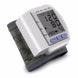 Image 3 - Health care Automatic blood pressure measuring device Digital Sphygmomanometer hypertension medical equipment