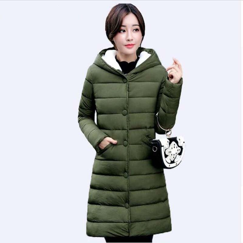 Fashion Plus Size Winter Jacket Women 2017 New Sold Thick ...