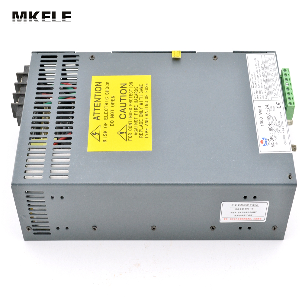 Multiple delivery high voltage transformer SCN-1000-48 1000w 48v switching power supply high voltage flyback transformer for co2 50w laser power supply