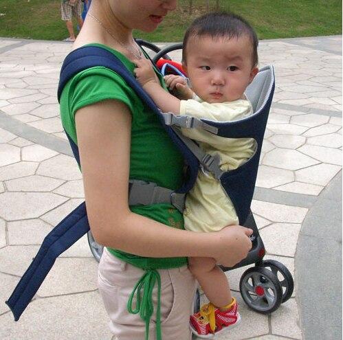 Baby suspenders double-shoulder pad baby suspenders backpack bags child suspenders enterotoxigenic breathable supplies R1231