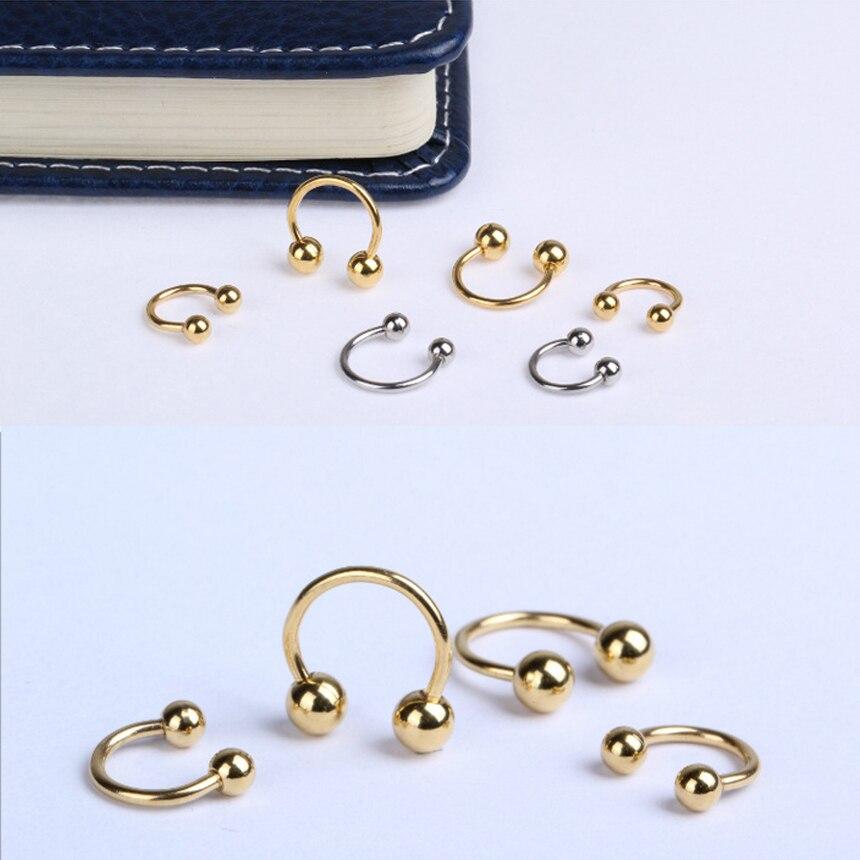 LUBINGSHINE 1 Pair Stainless Steel KPOP BTS A.R.M.Y Bangtan Boys Album Stud Earrings For Women Men Punk Earrings Jewelry Gifts