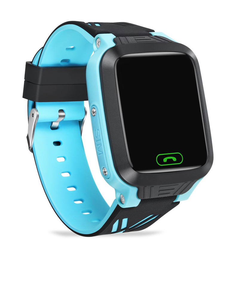 Smart Children\`s Watches GPS IOS Android SOS Relogio Inteligente Girl Fitness Bracelet Baby Kids Connect Educational Smartwatch (6)