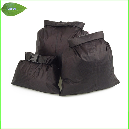 DBB01 Mix 1,5L oraz 2,5 i 3,5L 3 sztuk / zestaw Outdoor Folding Ultralight Rafting Przechowywanie Wodoodporna sucha torba Wodoodporna torba Drifting