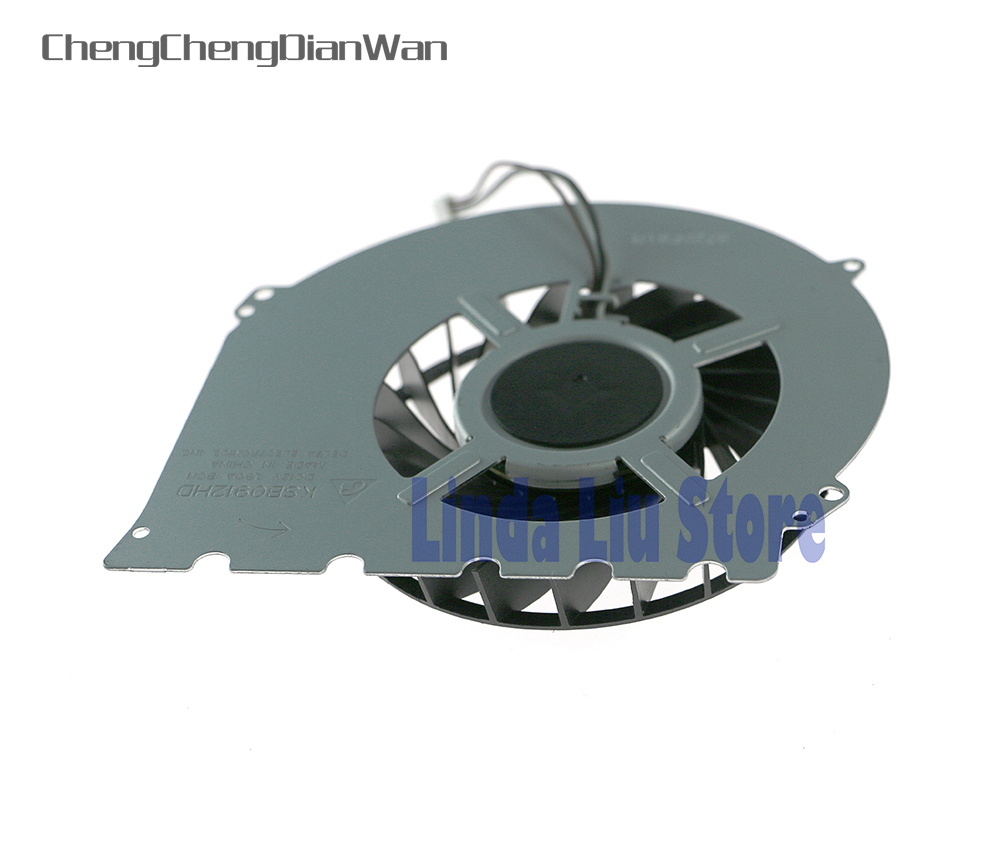 Replacement Internal CPU KSB0912HD Cooling Fan For PS4 Slim 2000 Fans Electrical Appliance Home Wind Power