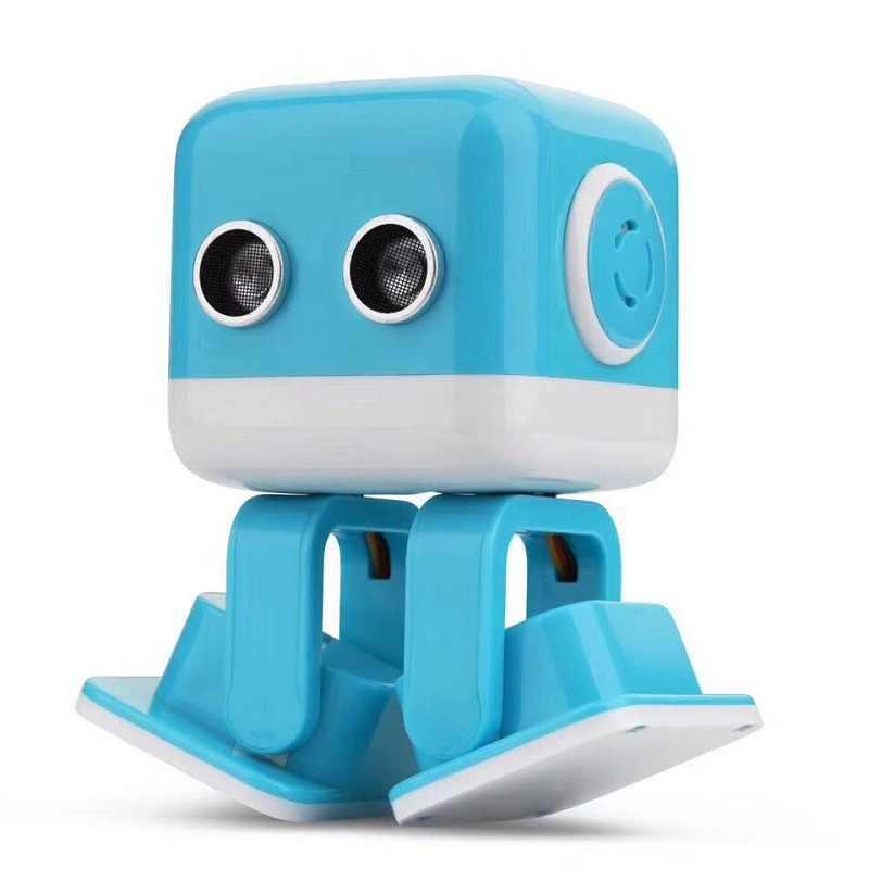 Wltoys Cubee F9 Thông Minh Lập Trình ỨNG DỤNG Điều Khiển Điều Khiển từ xa Dancing Robot Đồ Chơi Cho Trẻ Trẻ Em Tặng Hiện Nay