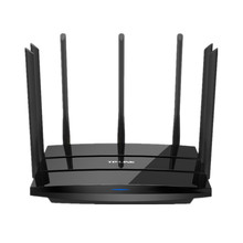 NEW TP LINK TP-LINK WDR8500 Wifi Router Twin Band Gigabit Port 2200Mbps Excessive Pace Wi-fi Router Wifi Repeater TL-WDR8500