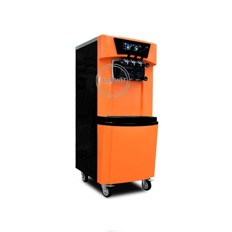 Machine molle de crème glacée de saveur de 25L 3/machine molle de crème glacée de service avec le prix spécial livraison gratuite