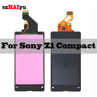 SZHAIYU Touch Screen Digitizer For Sony Xperia Z1 Compact M51W Z1 Mini D5503 LCD Display 1280x720 4.3'' TFT LCD