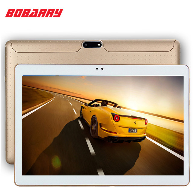 Novo 10.1 de polegada Tablet PC Octa Núcleo 1280X800 RAM 4 GB ROM 64 GB 5.0MP 3G Chamada de Telefone 4G Lte Cartão Dual Sim Tablets Android 6.0
