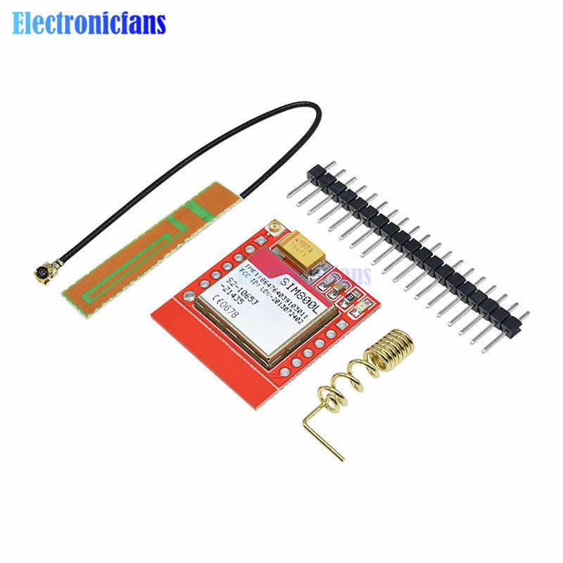 Mini Smallest SIM800L GPRS GSM Module MicroSIM Card Core