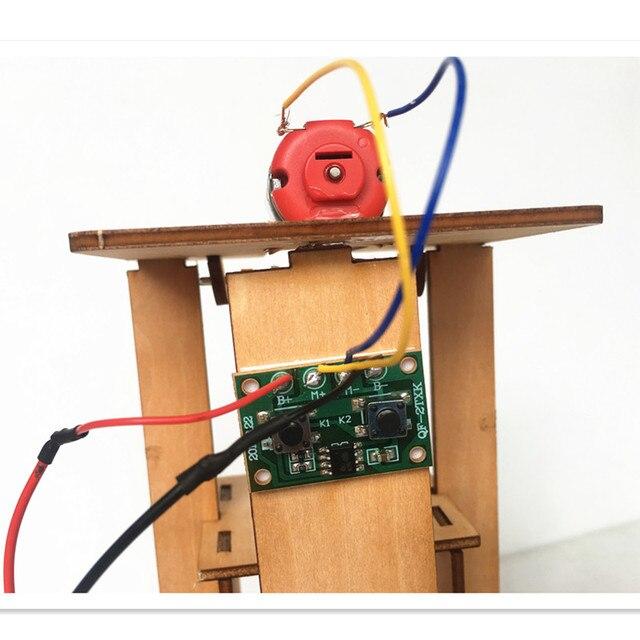 Happyxuan-DIY-Electric-Elevator-Kids-Science-Toys-Experiment-Kits-Boy-Toy-Creative-STEM-Education-Innovation-School