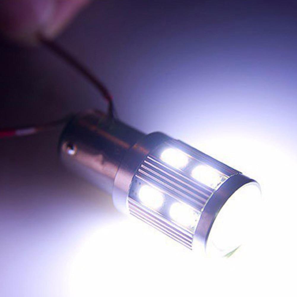 1 pcs 1156 BA15S 12 SMD Lâmpada LED Chips de Alta Potência lâmpada - Faróis do carro - Foto 6