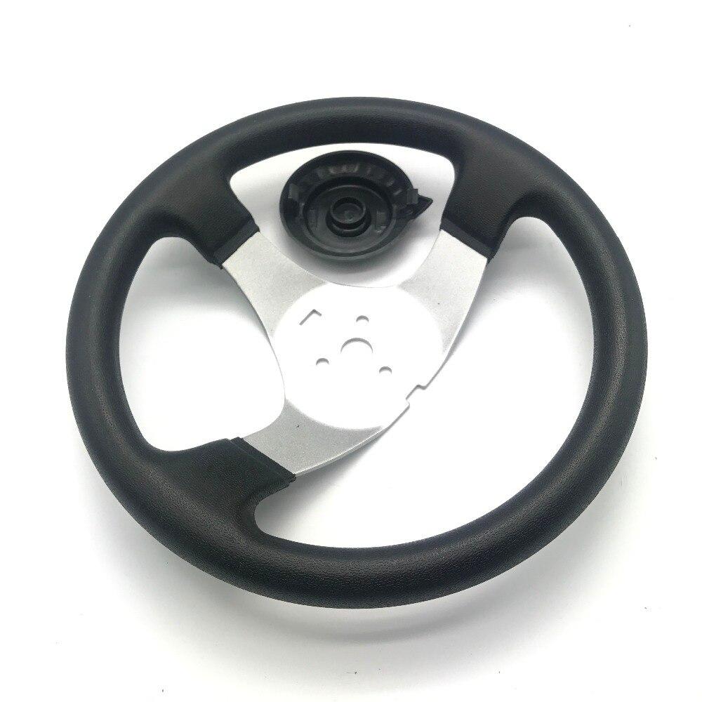 for Kandi/'s 150cc to 250cc GoKarts Rear wheel fender (black
