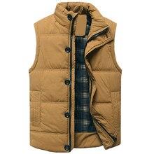 162eb26519 drop shipping new autumn men waistcoat military winter sleeveless jacket  outwear M-XXL XP06(