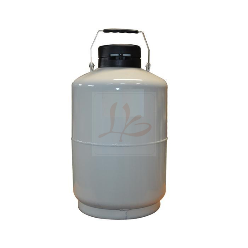 Professional LY liquid nitrogen tank liquid nitrogen container from 2L  be made of aviation aluminum super safe yds 2 30 2l small capacity of the liquid nitrogen tank