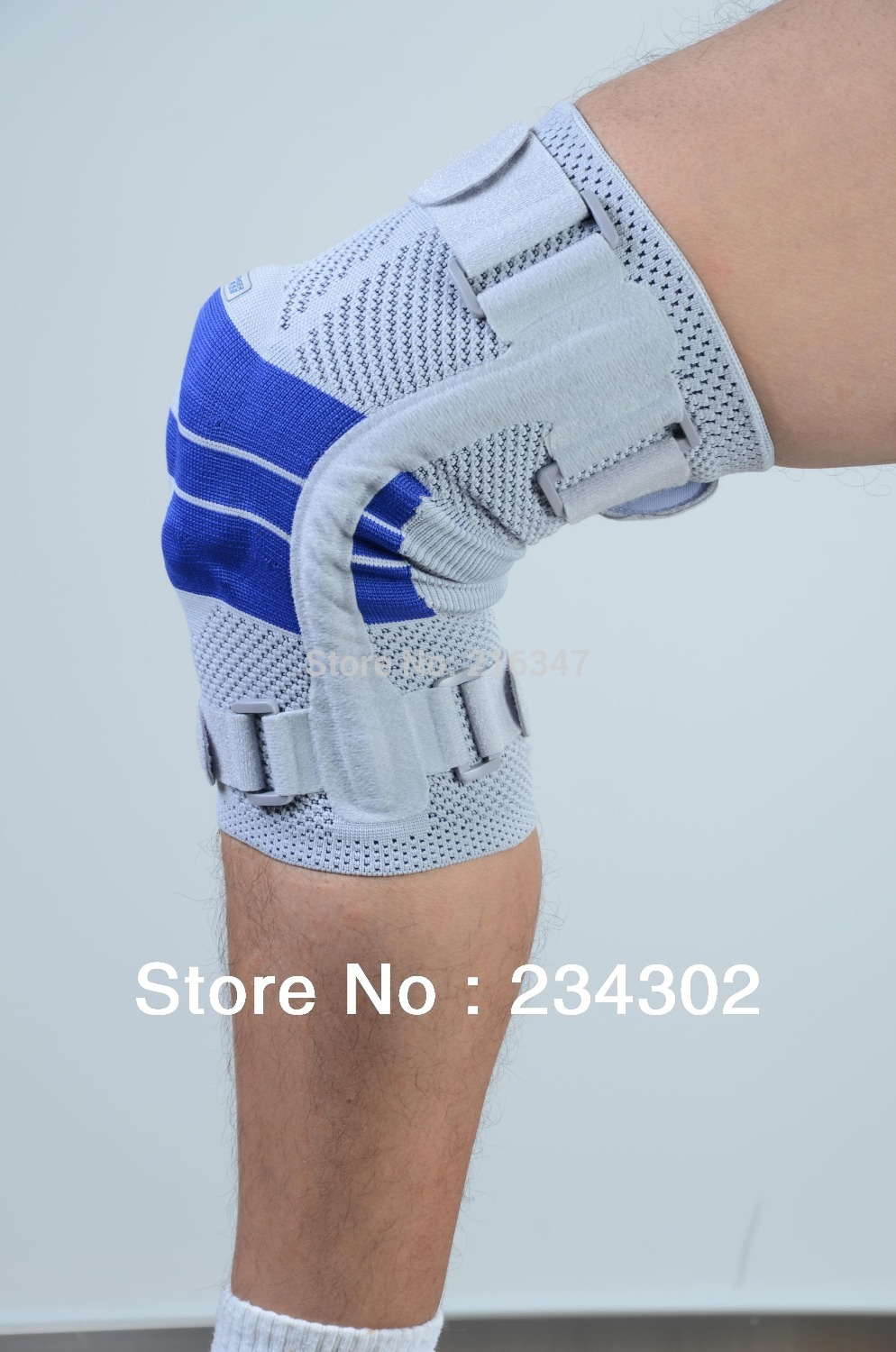 62a0203dfa 2XL hot new spandex nylon elastic volleyball basketball knee pads patella  strap knee brace support protector