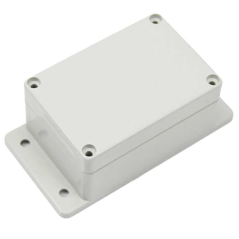 1pc עמיד למים פלסטיק אלקטרוני פרויקט Box מארז Case VEC28