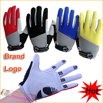 Brand full finger bicycle cycling gloves bike riding road racing MTB grip - Fashion the benefits cap / glasses clothing accessories stores store