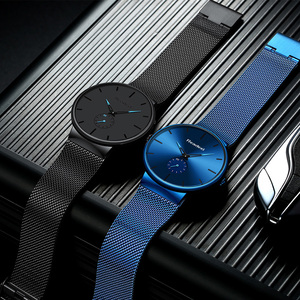 Image 4 - Readeel Watch Men Fashion Sport Quartz Watch Clock Mens Watches Luxury Casual Full Steel Waterproof Wristwatch Relogio Masculino