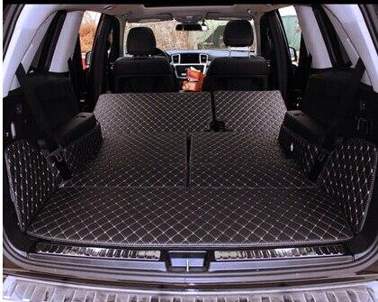 Yüksək keyfiyyət! Mercedes Benz GLS 7 oturacaqlar üçün xüsusi - Avtomobil daxili aksesuarları - Fotoqrafiya 2