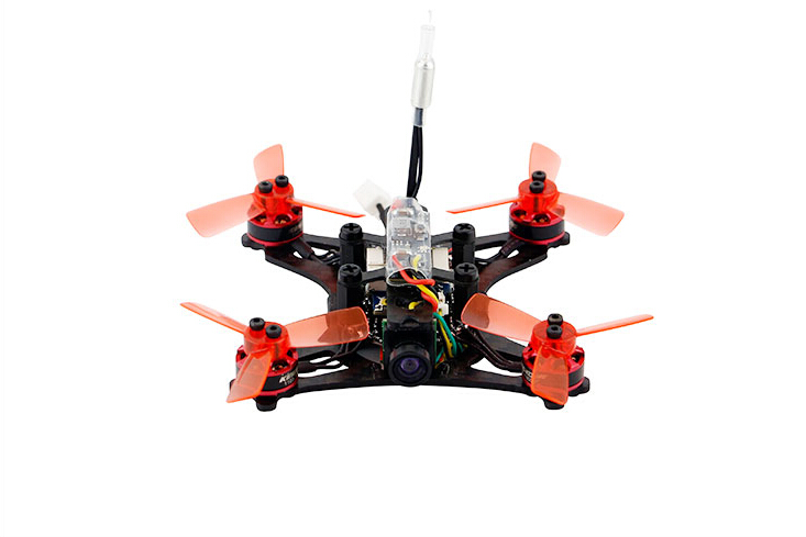 JMT Micro Frame Brushless Super Mini FPV Drone DIY Indoor Racer Kingkong Quadcopter 90GT PNP Kit with DSM2/XM/FM800 Receiver 16pcs 8 pairs 10 blade propeller 1045 brushless motor for qav250 dron drones drone frame parts kit fpv quadcopter frame
