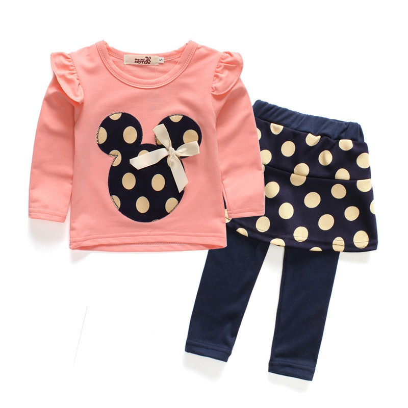 Toddler Girls Clothes Sets (9)