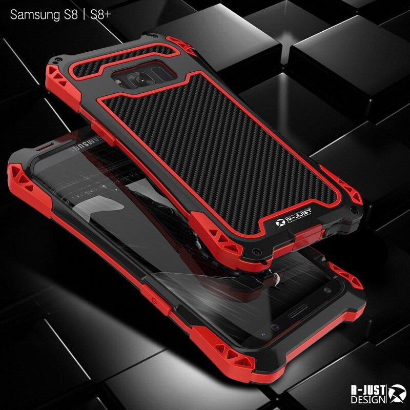 Samsung Galaxy S8 plus Case Cover Shockproof ալյումինե - Բջջային հեռախոսի պարագաներ և պահեստամասեր - Լուսանկար 4