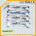 2277 бесплатная доставка мужской весь рим металла очками мужчины оправы близорукость очки очки