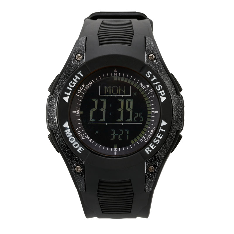 SUNROAD FR8202B Multifunction Sport Digital Men Wristwatch-Altimeter Barometer Thermometer Weather Forecast Digital Watches цена