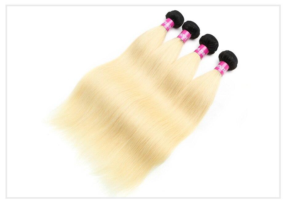 Peruvian Straight Human Hair Bundles (3)