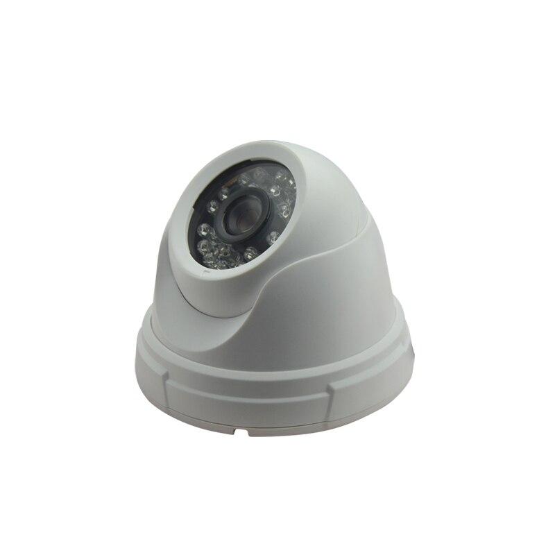 ФОТО POE HD 720P 1.0MP IP Dome Camera Network Email P2P CCTV Indoor Security Camera Plastic 48IR Night Vision
