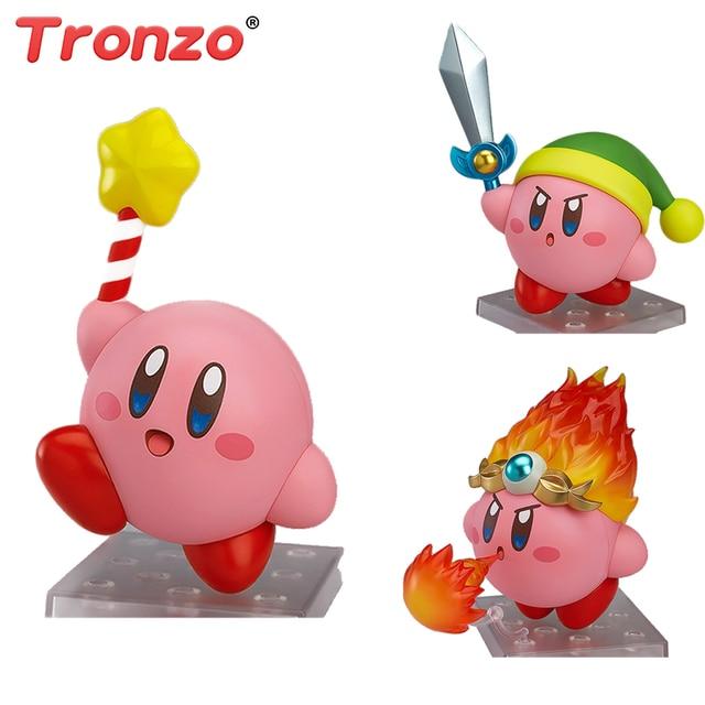 tronzo nendoroid figure 10cm kirby action figure toys nendoroid 544