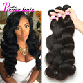 Malaysian Body Wave 3 Bundles 100% Human Hair Extensiones Malaysian Virgin Hair 7A Unprocessed Virgin Hair Weave Malaysian Hair