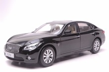 nissan skyline 2014 black. 118 diecast model for infiniti q70l 2014 black alloy toy car nissan skyline 370gt q70