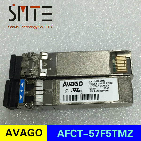AVAGO AFCT-57F5TMZ SFP + 1310nmAVAGO AFCT-57F5TMZ SFP + 1310nm