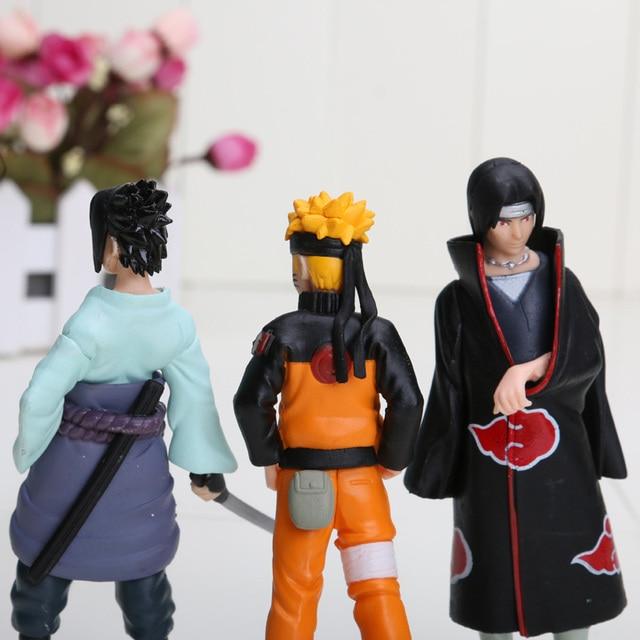 Naruto Model Action Figure 4pcs/set Toy