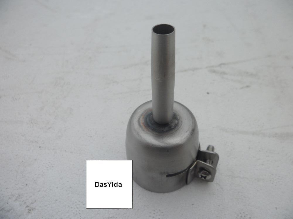 Free Shipping 10 pcs 5mm round welding tip/mouth/ tubular nozzle for platic welders,hot air gun,heat guns /welding accessories