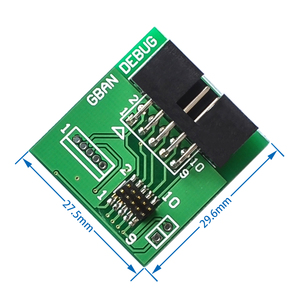 Image 3 - Downloader Cable Bluetooth 4.0 CC2540 zigbee CC2531 Sniffer USB Programmer Wire Download Programming Connector Board