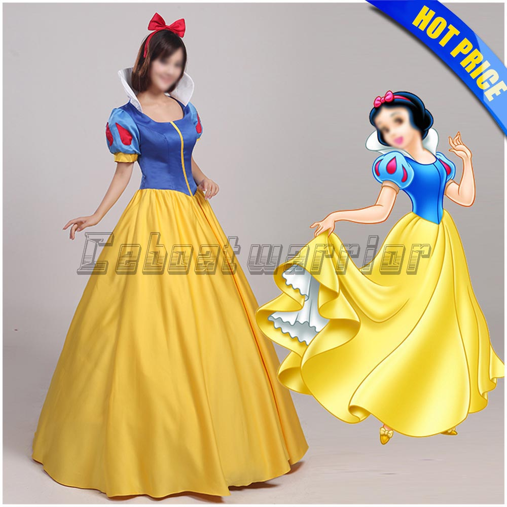 Costume adult snow white