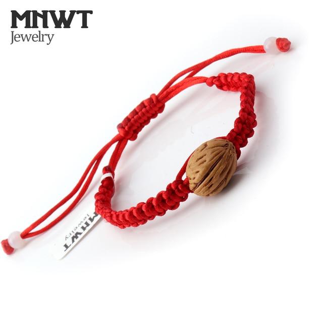 Mnwt Lucky Red Rope Bracelet For Men Women String Braided Bracelets